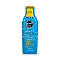 NIVEA - SUN PROTECT & BRONZE Tan Activating Sun Lotion SPF20 - 200ml
