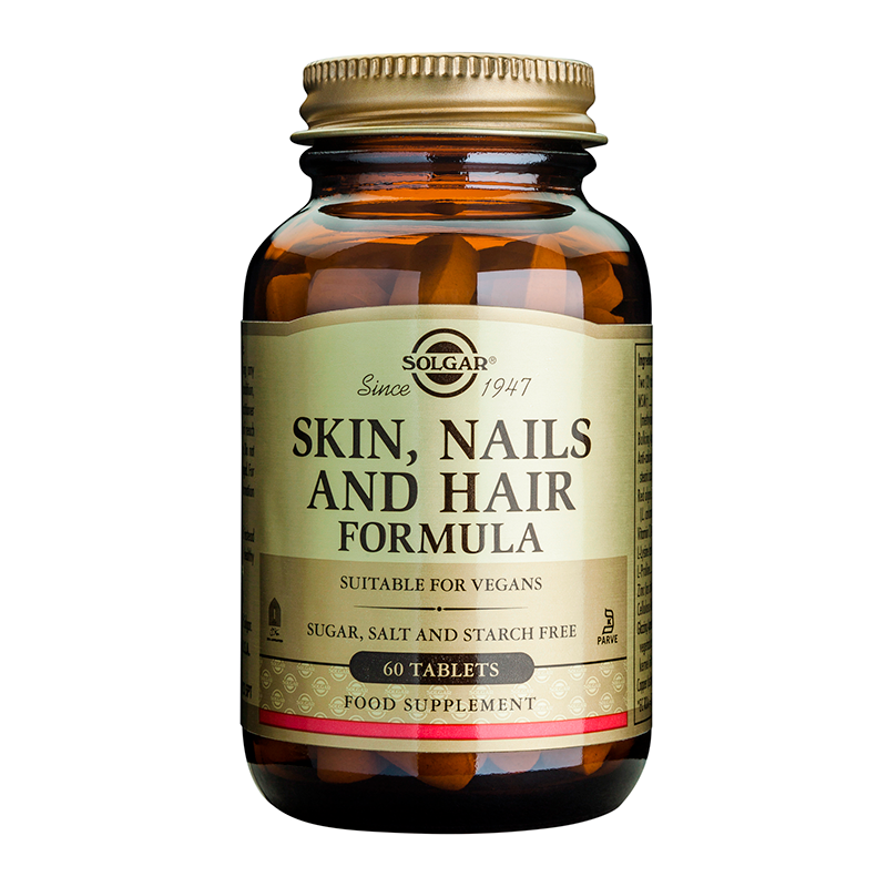 Skin, Nails and Hair tablets