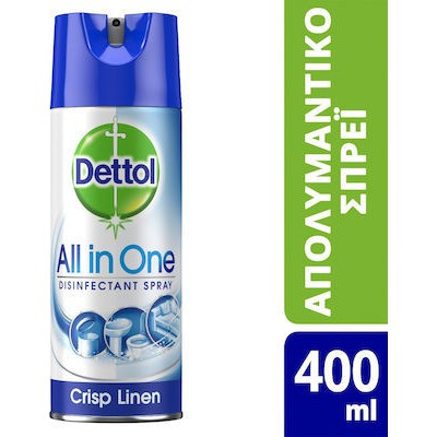 DETTOL SPRAY ALL IN ONE 400 ML
