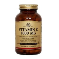 SOLGAR VITAMIN C 1000MG 100VEG.CAPS