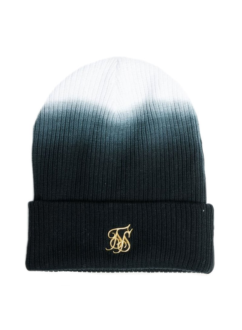 SikSilk Beanie – Black & Grey