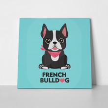 French bulldog cute heart 607071194 a