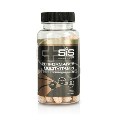 SIS - Performance Multivitamin - 60tabs