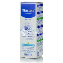 Mustela Cradle Cap Cream - Νινίδα, 40ml
