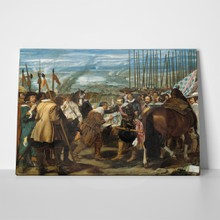 Velazquez the surrender of breda3