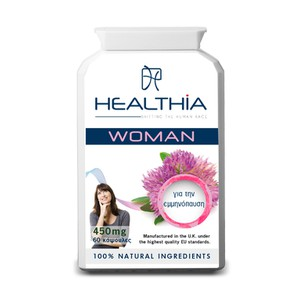 Healthia woman 450mg 60caps