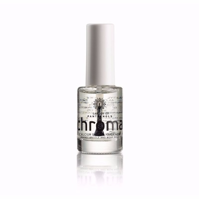 Garden Of Panthenols - Chroma Calcium Gel Nail Therapy - 12ml
