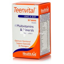 Health Aid TEENVITAL Multi-Teens, 30tabs
