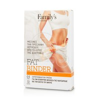 FAMILY'S VITAMINS - Fat Binder - 32 δισκία