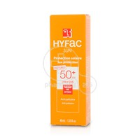 HYFAC - SUN Protection Invisible Dry Touch SPF50+ - 40ml