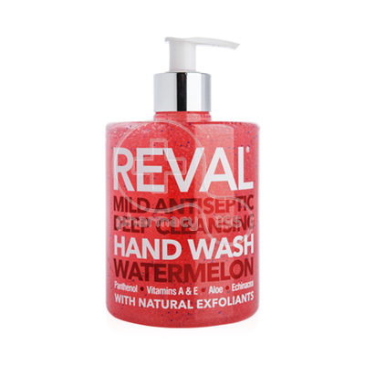 INTERMED - REVAL Mild Antiseptic Deep Cleansing Hand Wash (Watermelon) - 500ml
