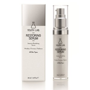 Youth lab restoring serum all skin types enlarge