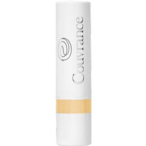 Couvrance concealer stick yellow for blue toned imperfections 3 5g