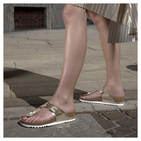 9b488010b7c Scholl Glam SS1 Γυναικεία Ανατομικά Παπούτσια Bronze 1 Ζεύγος. Διατηρούν το  πόδι στη σωστή θέση