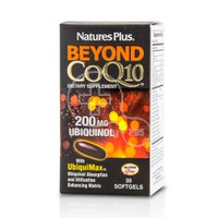 NATURE'S PLUS - BEYOND CoQ10 200mg - 30softgels