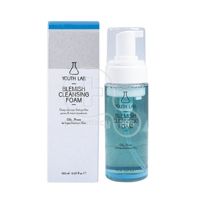 YOUTH LAB - Blemish Cleansing Foam - 150ml