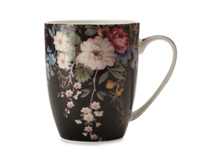 "Maxwell & Williams Κούπα ""Midnight Blossom"" 400ml. William Kilburn Bone China"