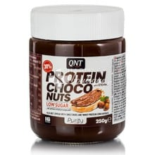 QNT Protein Choco Nuts with Stevia, 250gr