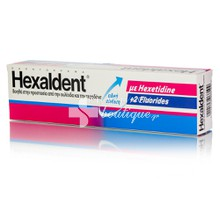 Hexaldent Toothpaste, 75ml