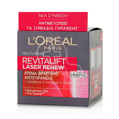 L'OREAL PARIS - REVITALIFT LASER RENEW Κρέμα Ημέρας - 50ml