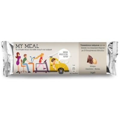 Power Health - My Meal Μπάρα Σοκολάτα/Φυστίκι - 56gr