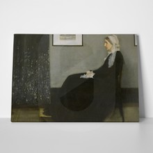 James mcneil  whistlers mother