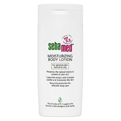 Sebamed moisturizing body Lotion 200ml