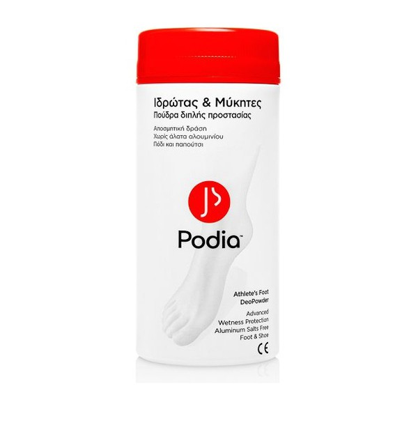 PODIA ATHLETE FOOT DEOPOWDER 100 GR