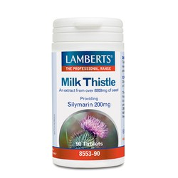 Lamberts Milk Thistle 8500 mg 90 tabs