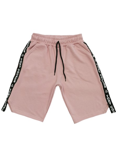 TONY COUPER PINK GROSS SHORTS