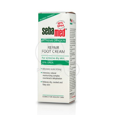SEBAMED - Repair Foot Cream Urea 10% - 100ml