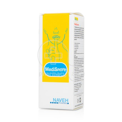 NAVEH PHARMA - Medisnore - 50ml