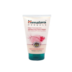 Himalaya Herbals Clear Complexion Whitening Face Wash Καθημερινός Καθαρισμός Προσώπου 150ml