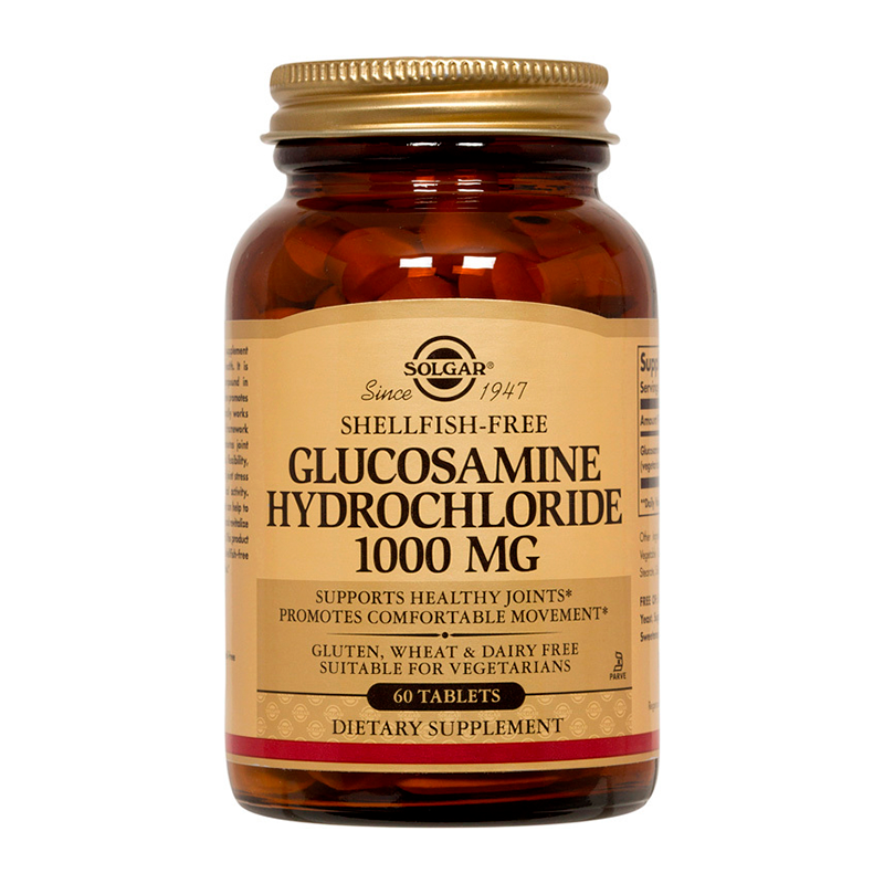 Glucosamine HCL 1000mg tablets