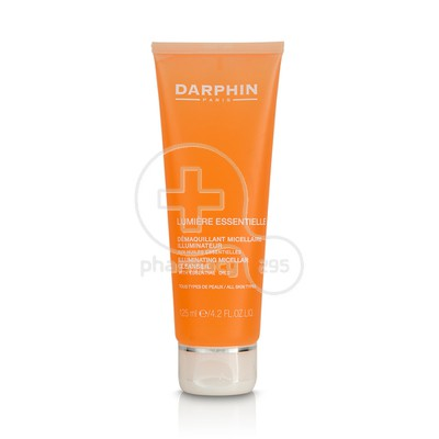 DARPHIN - LUMIERE ESSENTIELLE Demaquillant Micellaire Illuminateur - 125ml