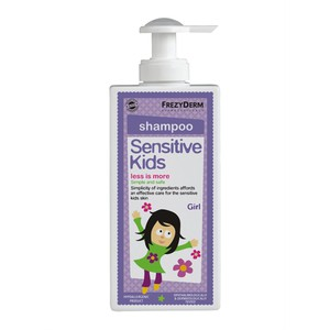 FREZYDERM Sensitive kids shampoo girls 200ml