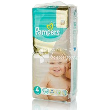 Pampers No.4 (8-14 kg) - Premium Care, 52τμχ.