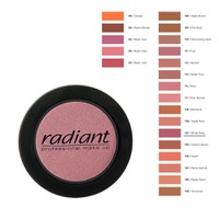 RADIANT BLUSH COLOR No121-WINTER ROSE