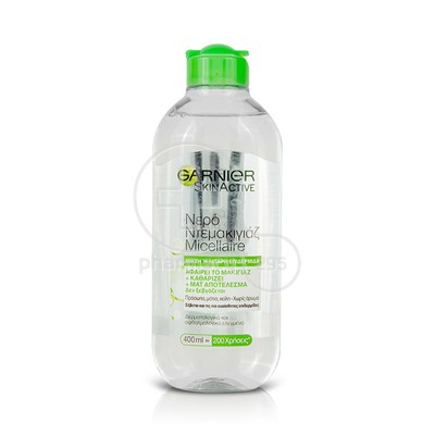 GARNIER - SKIN ACTIVE Νερό Ντεμακιγιάζ Micellaire - 400ml/ Combination - Oily Skin