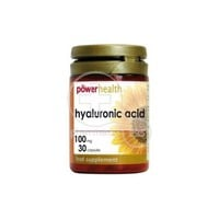 POWER HEALTH - Hyaluronic Acid 100mg - 30caps