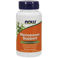 NOW MENOPAUSE SUPPORT 90 VEG. CAPS