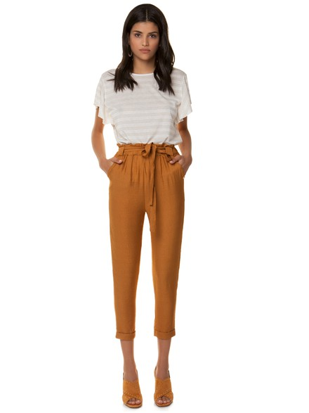 e4ee0f26576e Joggers style παντελόνι με κορδέλα