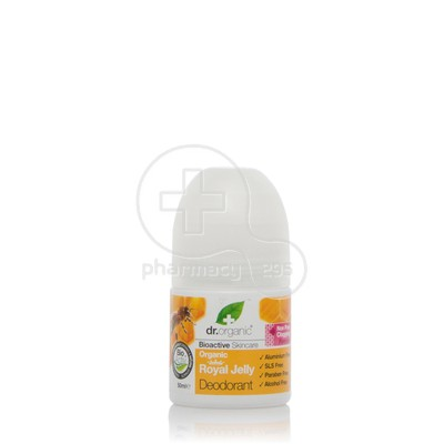DR. ORGANIC - ROYAL JELLY Deodorant - 50ml
