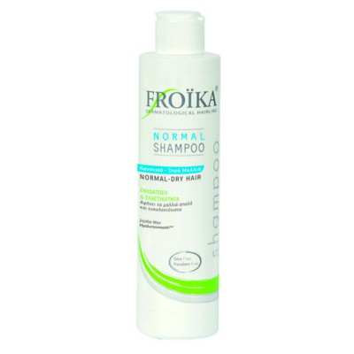 FROIKA - Normal Shampoo - 200ml