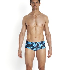 Allover 14cm Brief Print 30  Μαγ. Ανδ. Εισ.