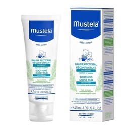 Mustela Soothing Comfort Balm (Chest Rub) 40ml