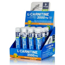 My Elements L-Carnitine 2000mg Liquid, 12 amp. x 20ml