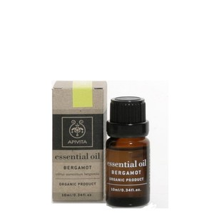 Apivita essential oil bergamot
