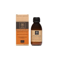 Apivita Propolis Organic syrup for throat with propolis & thyme 150ml