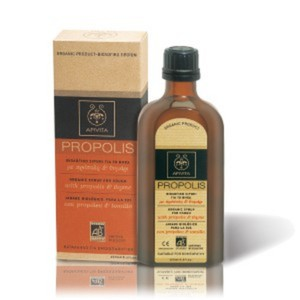 Apivita propolis organic syrup for the throat with propolis   thyme 150ml